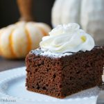 Pumpkin Chocolate Cake recipe