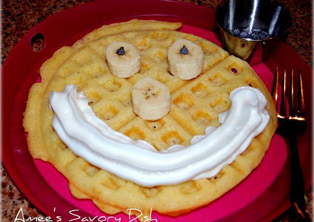 Kid's favorite waffles