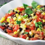 Black Bean and Corn Mojo Salad