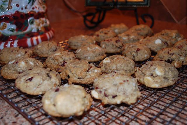 cranberry hootycreek cookie recipe