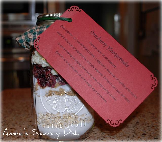 cranberry hootycreeks gift jar
