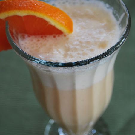 Orange Creamsicle Protein Shake