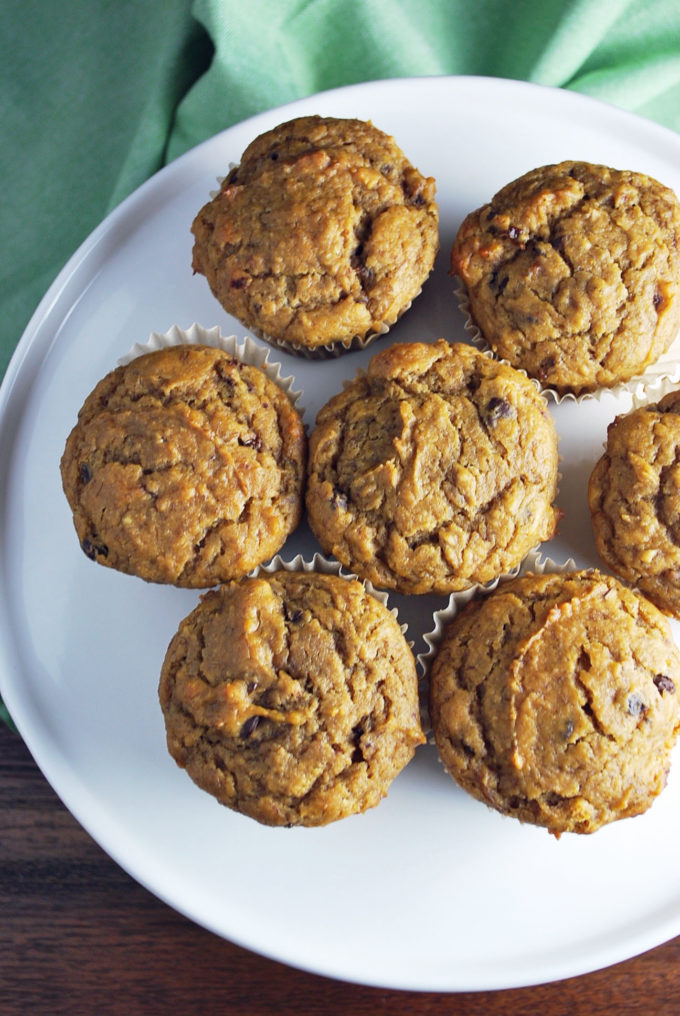 A DELICIOUS recipe for eggless banana muffins