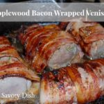 Applewood Bacon Wrapped Venison