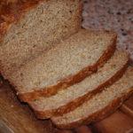 Soft Graham Bread