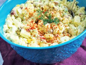 The Best Southern Potato Salad