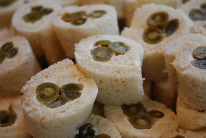Green bean roll ups