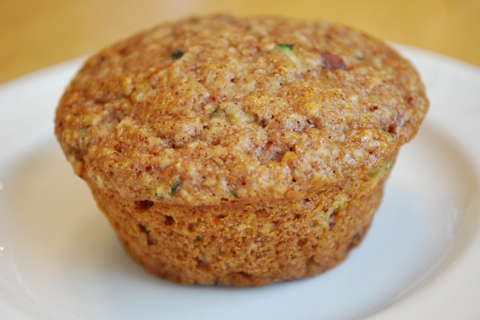 Everything Bran Muffins