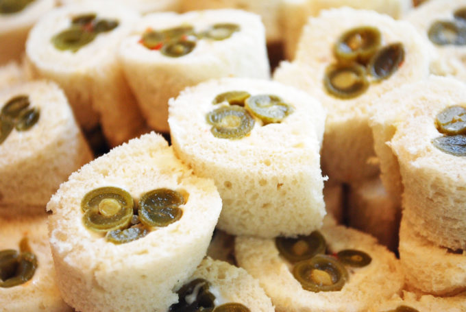 Green Bean Roll ups are a delicious Southern party appetizer
