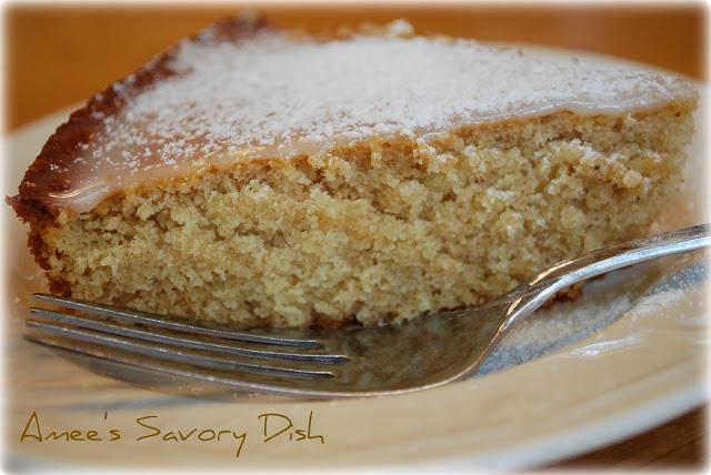 Project 2011 Vintage Recipes April recipe- Queen Cake