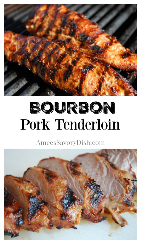 Bourbon Pork Tenderloin