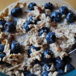 Swiss Oats and Fruit