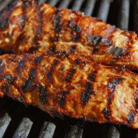 The best bourbon pork tenderloin