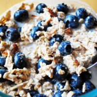 The best overnight muesli