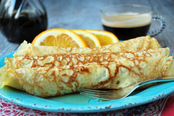 Cottage Cheese Pancake recipe