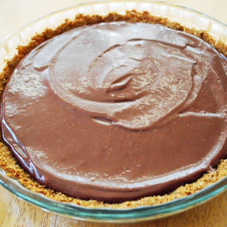 Easy Homemade Graham Cracker Crust