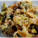 squash rice casserole
