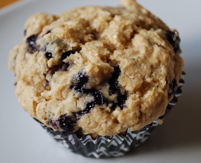 Wheat Free Blueberry Muffin Recipe