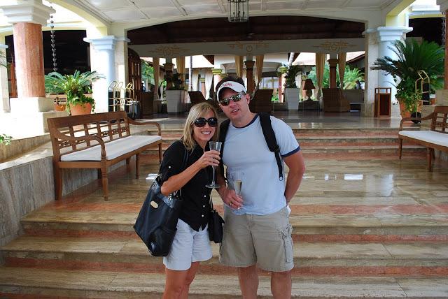 Anniversary Dominican trip