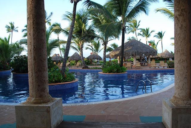 Punta Cana hotel pool