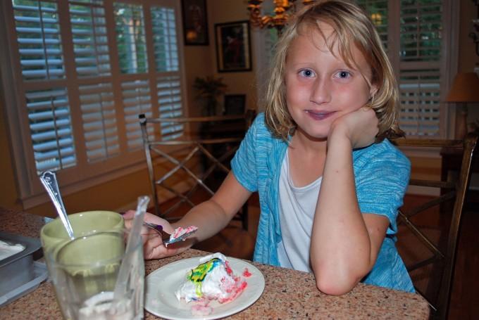 Lauren cake
