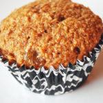Orange Bran Flax Muffin recipe