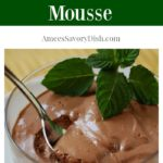 Protein Packed Chocolate Mousse
