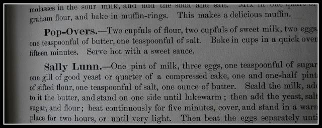 Original Easy classic popovers recipe