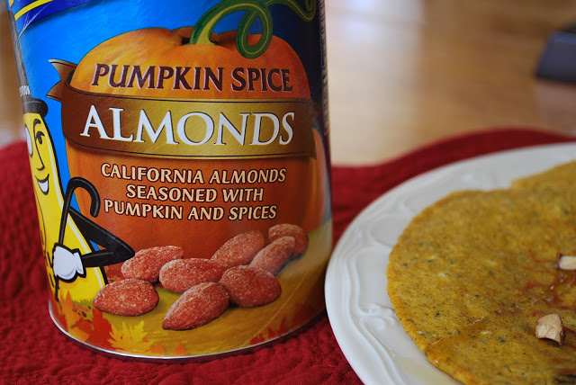 Planter's Pumpkin Spice Almonds