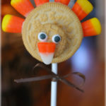 Turkey Cookie Pop
