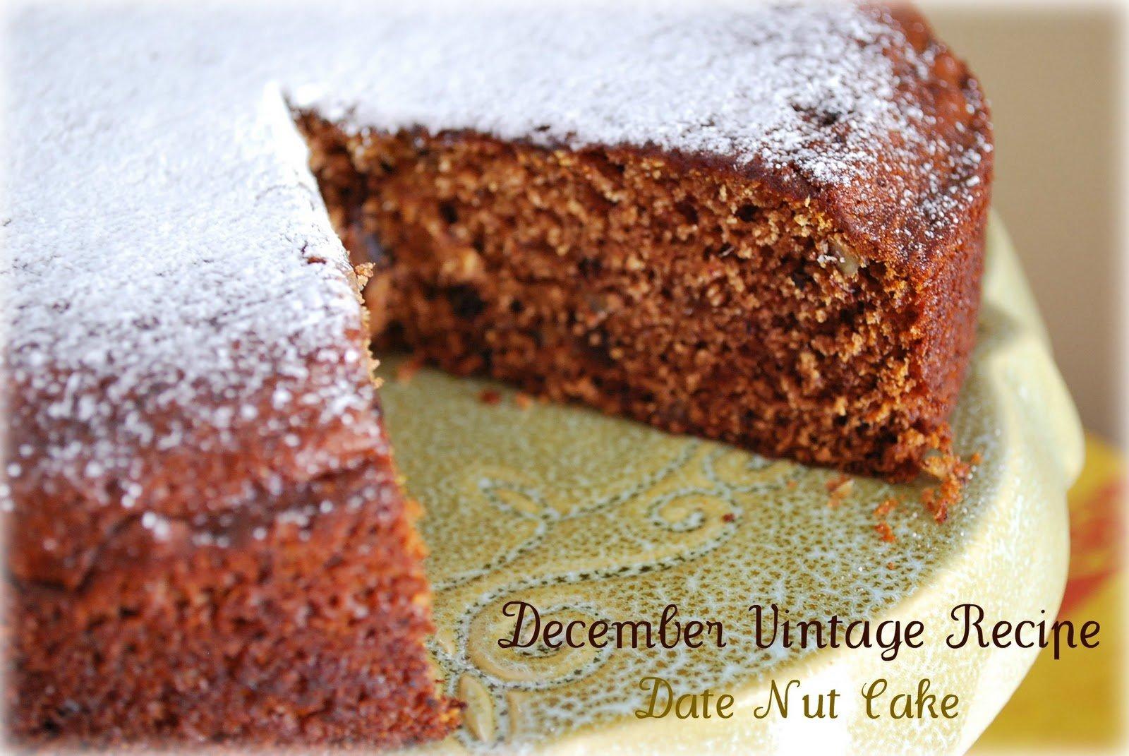 recipe: chocolate date cake recipe [22]