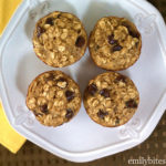 Banana Chocolate Chip Baked Oatmeal 2b