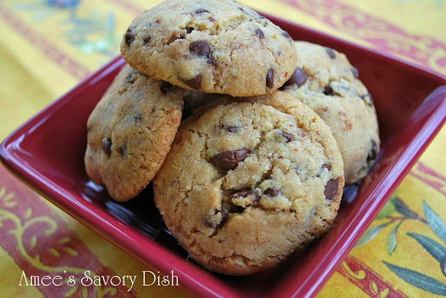 Awesome Gluten Free Chocolate Chip Cookies (and a bonus GF pancake recipe)