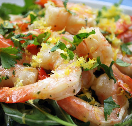 Easy Marinated Shrimp