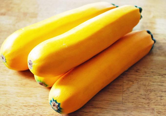 gold rush zucchini squash
