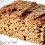 Paleo Grain Free Spice Cake