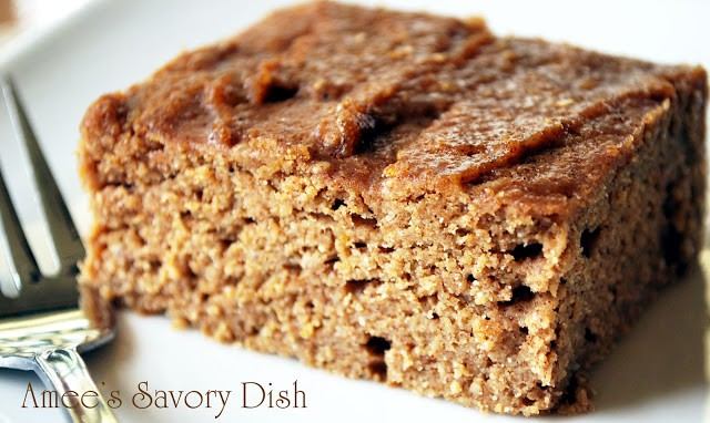 Spice Cake…..Grain-Free and Delicious