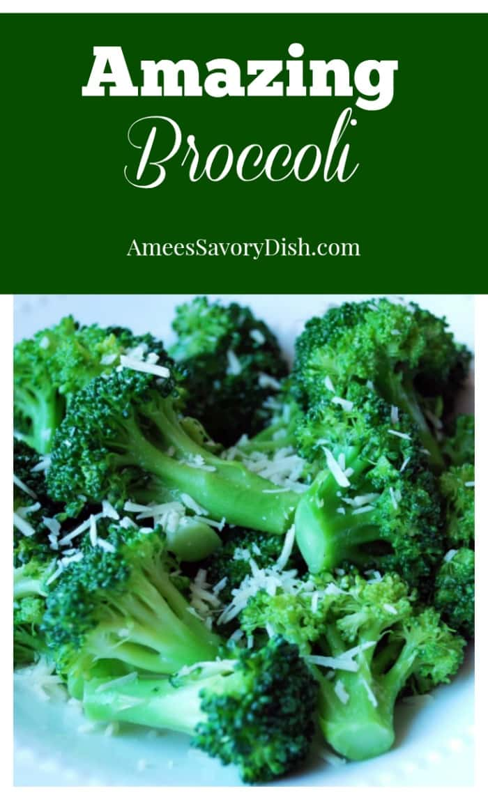 Amazing Broccoli recipe