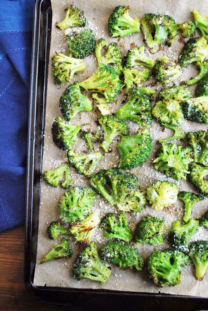 The Best Roasted Frozen Broccoli Recipe