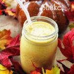 Pumpkin Protein Shake