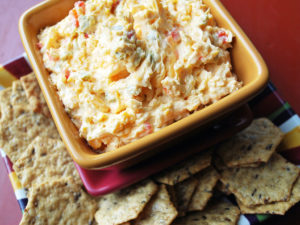 Southern Jalapeno Pimento Cheese recipe