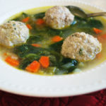 Paleo Meatball soup recipe