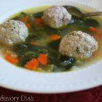 Paleo+Meatball+Soup