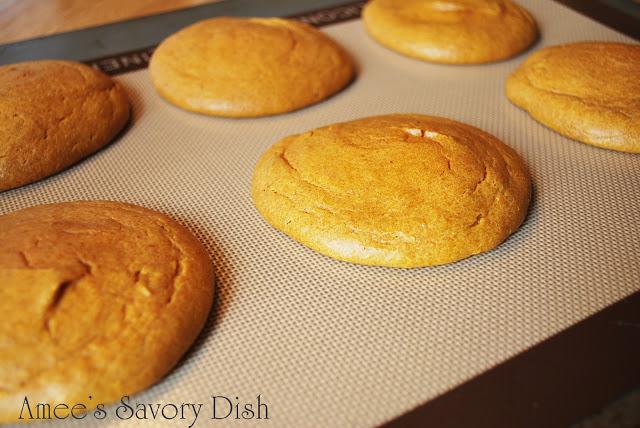 baked grain free pumpkin pancakes