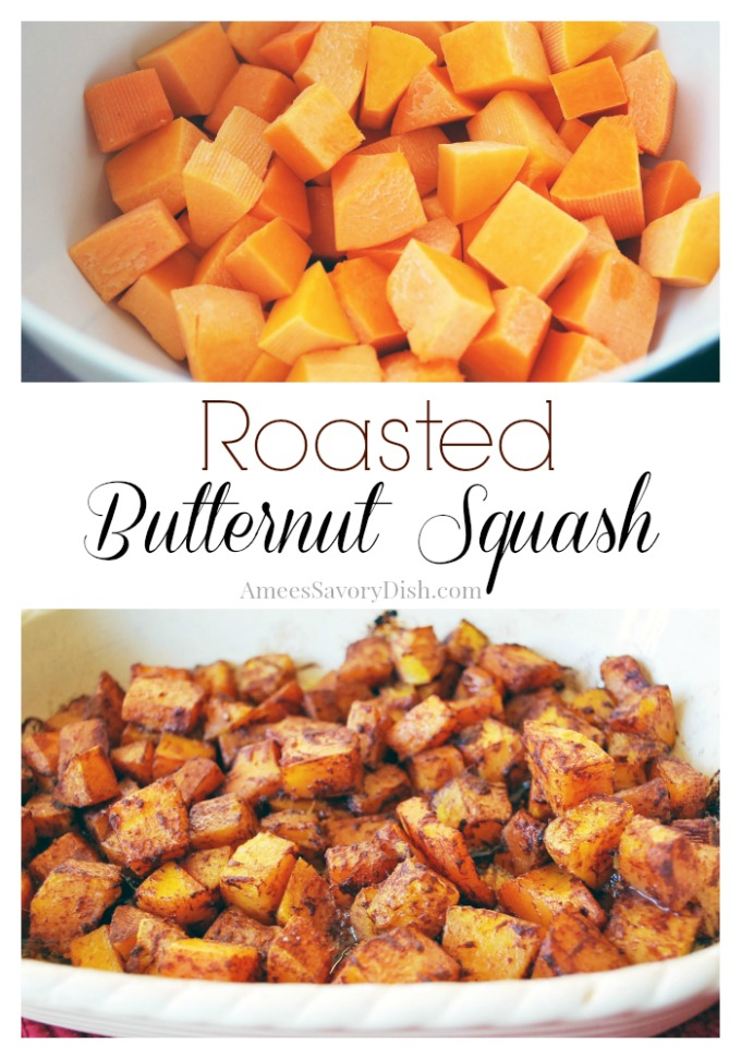 Healthy and Delicious Roasted Butternut Squash