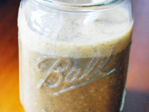Good Morning Green Drink - packed with healthy, whole food ingredients, it's a great drink to start your day!