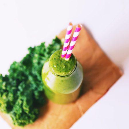 Good Morning Green Drink