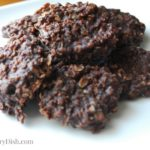 Healthier Chocolate No Bake Cookies