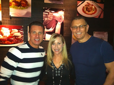 I got to meet Chef Robert Irvine!