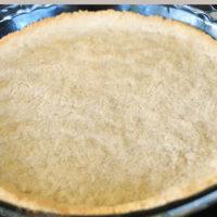 Almond Flour pie crust recipe
